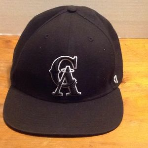 CA Angels fitted cap